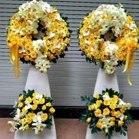 Hoa Chia Buồn B502